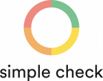simple check logo